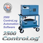 Model 2500 ControLog Automation Software