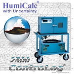 SB 2500 ControLog and HumiCalc Software Bundle