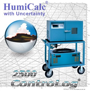 2500 ControLog and HumiCalc Software Bundle